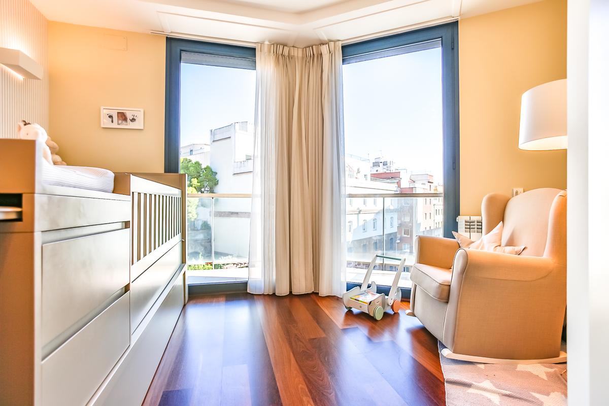 Fotogtrafía de Interiorismo inmobiliario